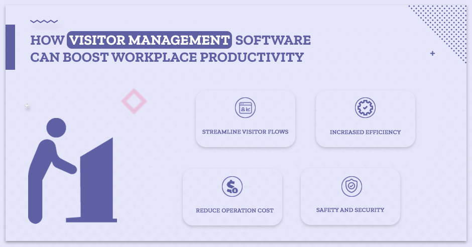 How Visitor Management Software Can Boost Workplace Productivity