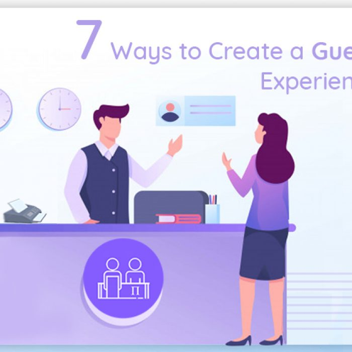 Visitor expreience